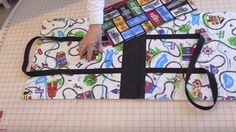 She Sews Fabrics Together And Makes An Item That Grows When You Need Space! | DIY Joy Projects and Crafts Ideas