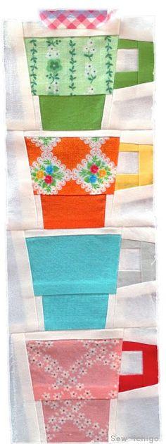 sweet paper piecing patterns