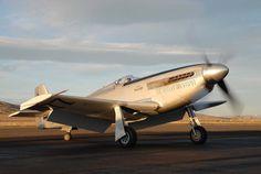 P-51 Mustang Galloping Ghost
