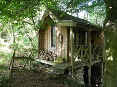 Tiny Monk's Retreat by Dylan Hartley in the UK