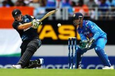 2nd ODI Pune: Kiwis To Challenge Indian Batting; With Small Total Of 231