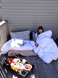 How adorable is this for a cool morning :) doing this someday!