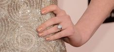 Oh You're Definitely Going to be Copying Anne Hathaway's Fairy-Dust Nails from the Critics' Choice Awards (Maybe this Weekend?): Girls in the Beauty Department