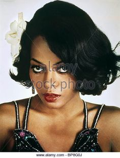 diana ross lady sings the blues | DIANA ROSS LADY SINGS THE BLUES (1972) - Stock Image