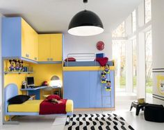 A good idea if you want to decorate you children's room with Mickey Mouse