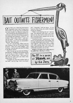 1953 Nash Ambassador Custom 4-Door Sedan | Flickr - Photo Sharing!