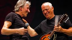 "Sólo una noche: David Gilmour + Roger Waters a Favor ""Comfortably Numb"" 