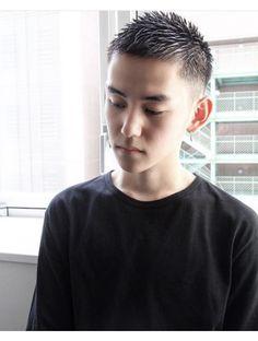 モッズヘア 仙台PARCO店(mod's hair) 【 modshair 山田力夢 】men's very short