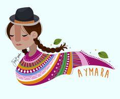 Mujer Aymara