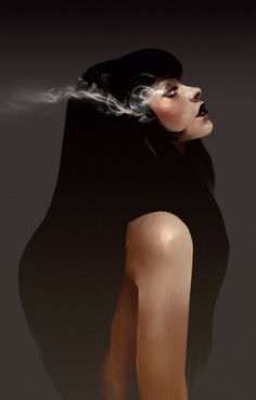 smoke eyes by andrahilde on DeviantArt