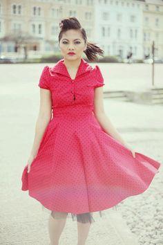 1950s inspired dress £40