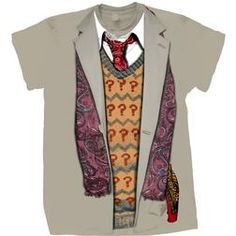 Doctor Who T-Shirts: 7th Doctor Costume: New Design (Forbidden Planet Exclusive) £16.99