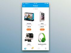 30 Examples of Ecommerce App UI Design for Inspiration