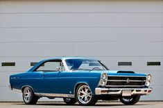 1967 Ford Fairlane 500 Coupe Hardtop