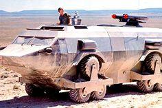 Landmaster  Apocalypse Cars