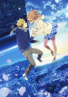 Beyond the Boundary - I'll Be There<<<Can't wait for the movie. It's almost here!!!