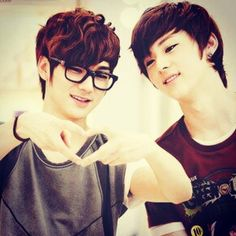 Aaron ~ MinHyun - Nu'est this is soooo not fair...