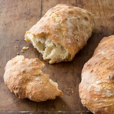 Ciabatta recipe...america's test kitchen