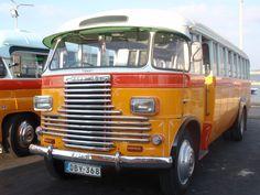 Malta Bus, Busse, Public Transport, Coaches, Motorhome, Transportation, Trucks, Construction, Classic
