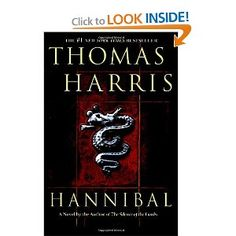 One of the best plot-twisting books ever! (The movie, on the other hand, was HORRIBLE) Hannibal
