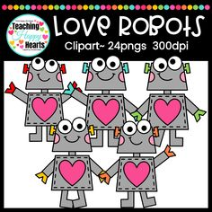 Love Robots for Vale