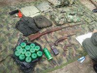 Noticias de Cúcuta: La Policía Nacional halló enterradas en el patio d...