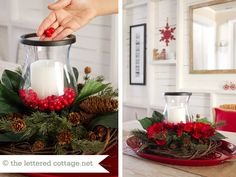 Tablescapes For Christmas | The Lettered Cottage