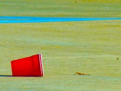oh.. red solo cup .. i lift you up.. lets have a party... lets have a party...