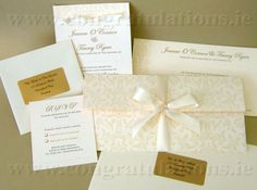 Damask Damask, Rsvp, Place Cards, Wedding Planning, Wedding Invitations, Stationery, Gift Wrapping, Place Card Holders, Gifts