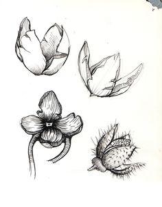 Sketchbook by Rosa Marín Ribas
