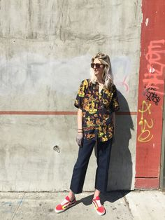 55 Super Ideas For Moda Outfits Ideas Casual Street Styles Vintage Hawaiian Shirts, Mens Hawaiian Shirts, Vintage Shirts, Estilo Geek, Estilo Retro, Camisa Vintage, Boyish Style, Dad To Be Shirts, Mode Style