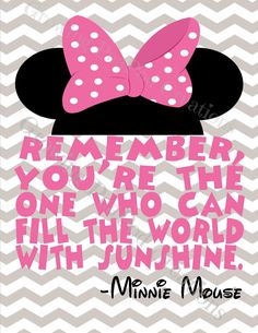 Mickey or Minnie Mouse Quotes on Etsy, Minnie Mouse Nursery, Mickey Minnie Mouse, Mickey Mouse Quotes, Minnie Mouse Room Decor, Best Birthday Wishes, Birthday Wishes Quotes, Happy Birthday, 2nd Birthday, Birthday Cakes