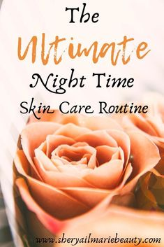 The Ultimate Night Time Skincare Routine for dry oily combination acne ageing dark spot skin types Vaseline Beauty Tips, Face Care Routine, Dark Spots On Skin, Skin Firming, Skin Cream, Natural Skin Care, Healthy Skin, Skin Care Tips, Ageing