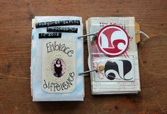 paper relics art journal