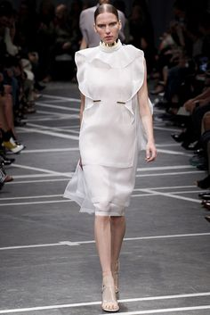 Givenchy Spring 2013 Ready-to-Wear Fashion Show - Marique Schimmel (Women)