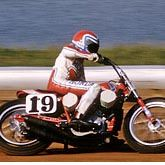 """""""Fast"""" Freddie Spencer, early 80's."""