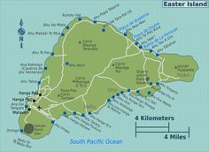 158 Best Easter Island Chile Images Destinations Places To