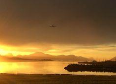 Закат в Норвегии 🤗😍