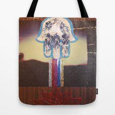 Blessings! Tote Bag by Kabir-Jesús - $22.00
