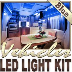 Biltek® 3.3' ft Blue Motorhome RV Night Light Remote Controlled LED Strip Lighting SMD3528 Wall Plug - Motorhome Boat Cabin Lighting >>> Read more  at the image link.