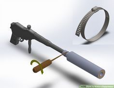 Image titled Make a Suppressor Step 14Bullet1