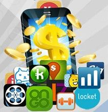 15 iPhone Apps That Pay You For Using Them [Infographic]