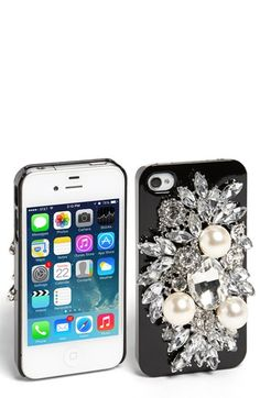 Natasha Couture 'Be Dazzled' iPhone 4 Case available at #Nordstrom