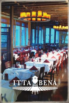 """ITTA BENA, (American Restaurant) 145 Beale St, MEMPHIS - """"A fabulous restaurant in downtown Memphis."""" """"located on the third floor of BB Kings Blues Club Memphis, is tucked away and worlds apart from Beale Street. This exclusive restaurant is designed in the manner of the speakeasies of the 1920's and features an unmarked, discreet entrance."""""""