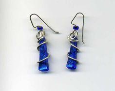 Sherwood Art Glass - Earrings