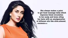 Kareena Kapoor Khan fashion sense is amazing and she has millions of fans and followers who love Bebo's every look, beauty tips and hairstyle.
