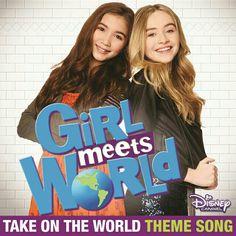 Take on the world Rowan Blanchard and Sabrina Carpenter