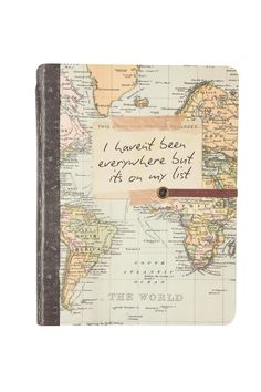travel journal (typo) in love with this design and idea