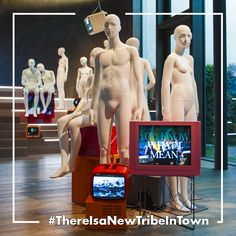 BonaveriShowroom hosts an installation dedicated to Tribe. Get copy of our new Tribe catalogue by visiting our website. #ThereIsaNewTribeInTown #TribeBbyBonaveri #MakeItYourTribe #catalogue #mannequin #styling #fashion #visualmerchandising #visualinspiration #bonaveri #paspoppen #paspop #paspoppen #VM #retail #windowdisplay #windowdresser #window #windows #Bonaveri #bonaverimannequins