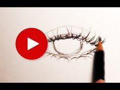 ▶ How to Draw Eyelashes || Very Easy Drawing Tips & Tricks 11 - YouTube